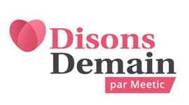 Partner Image Alt Disonsdemain par Meetic